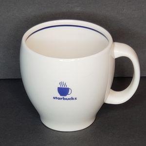 Starbucks 2003 Coffee Barista Abbey Mug